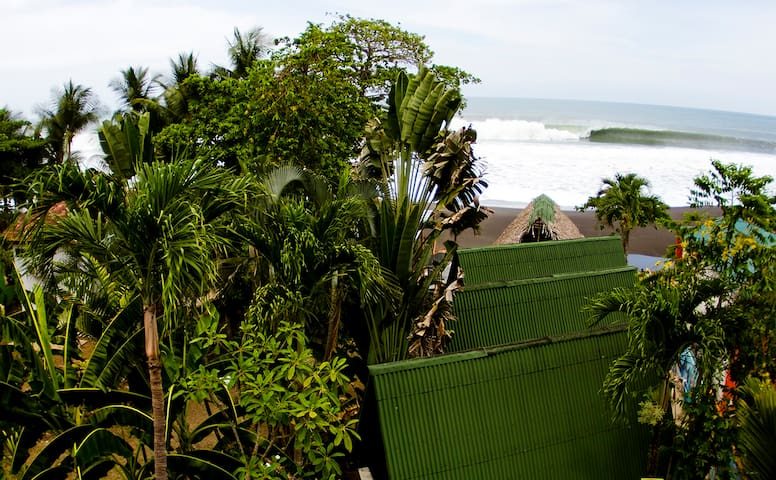 Ocean View Surf Shack 3 Playa Hermosa - Playa Hermosa - 방갈로