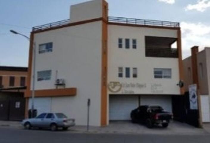 Departamento privado, centro histórico
