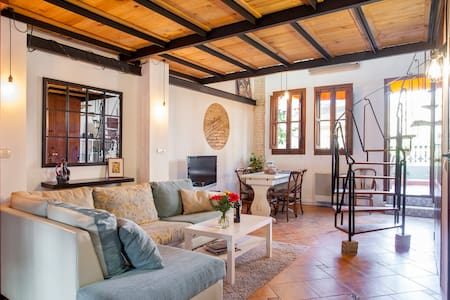 Cozy central Penthouse with Sunny Roof Terrace - València