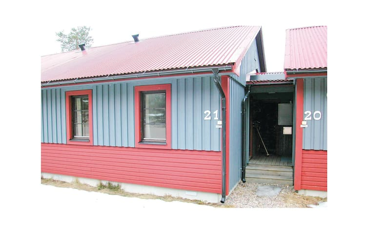 Semi-Detached with 3 bedrooms on 45m² in Sälen