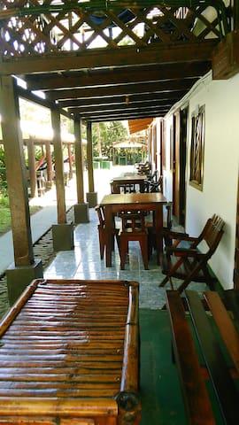 Cabinas Balcón del Mar - Tortuguero - อพาร์ทเมนท์