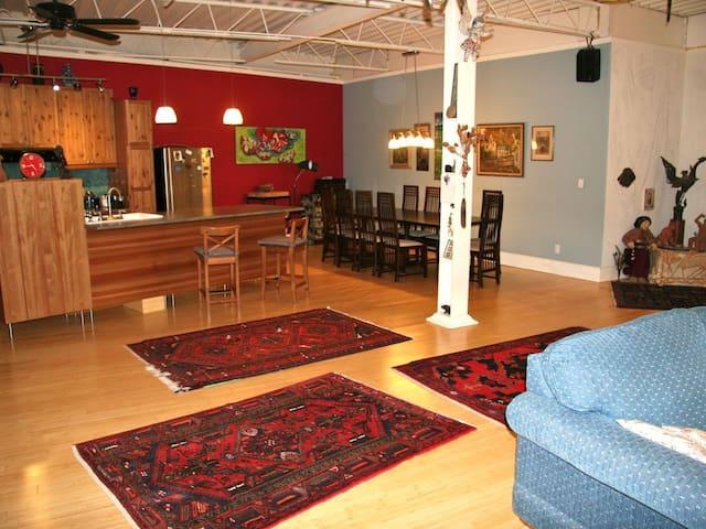 The Blue Heron Studio