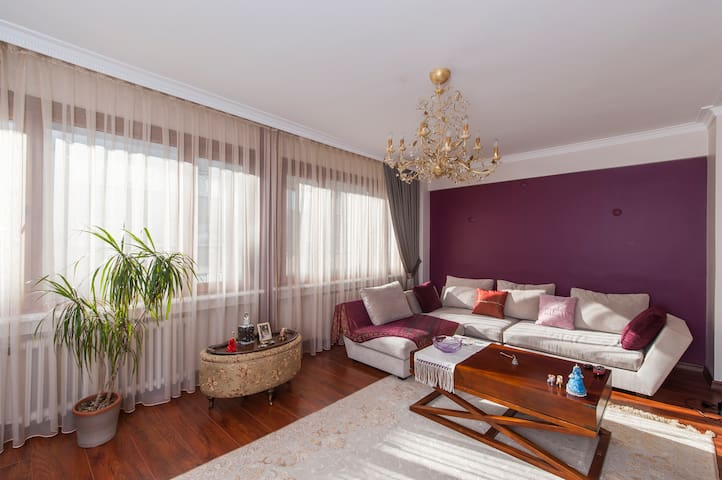 In center location, confortable..  - Istanbul - Apartment
