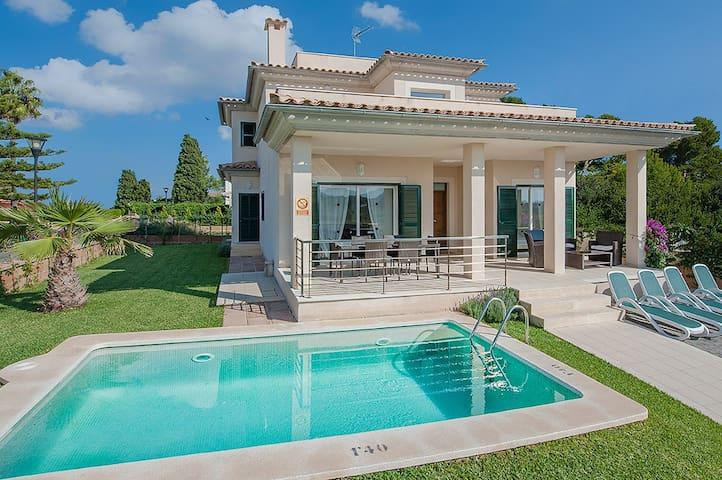 Villa Marisa in beach whith pool - Alcúdia - Villa
