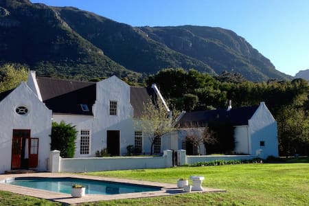 Cape Dutch Comfort - Le Cap - Maison