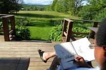Great place for artists and writers to exercise their passion