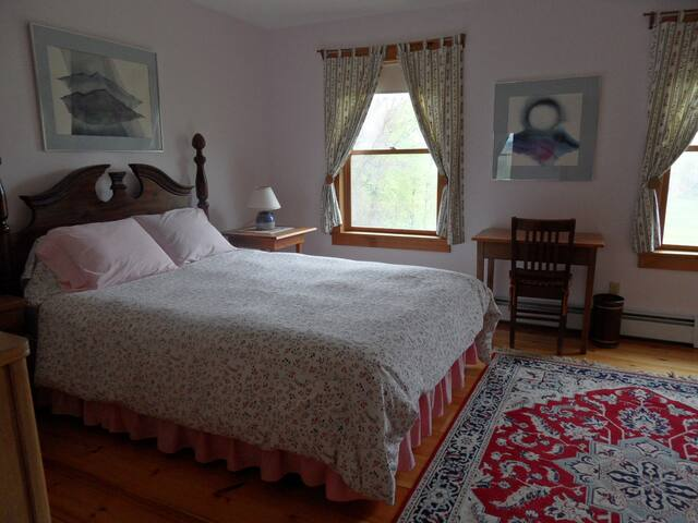 Peaceful country B&B in Green Mts. - Mt Holly - Bed & Breakfast