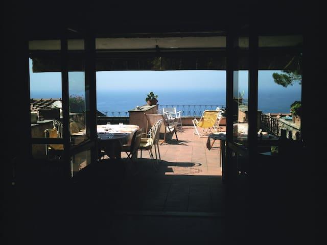 Villetta Maria-Terrazza sul Mare - Monte Argentario - Villa