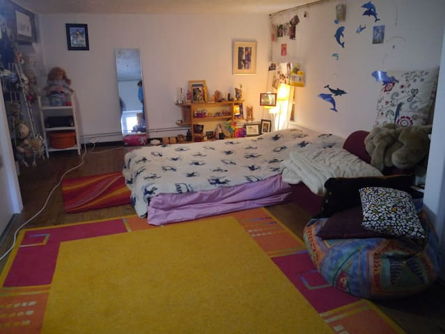 Appartment with garden - Pamiers - Apartamento