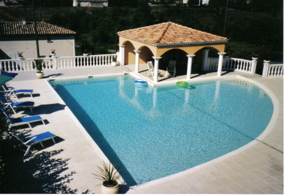 gite en ardeche avec piscine villas for rent in