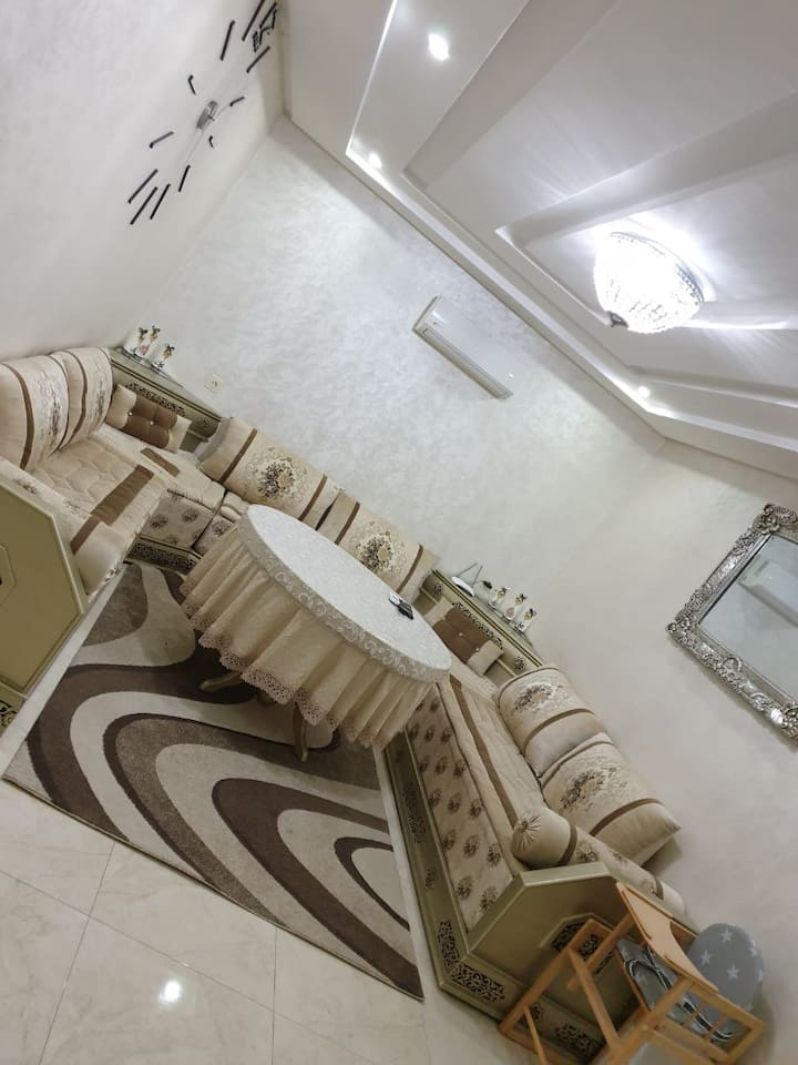 Appartement Anis Nador Al Jadid Wifi+Parking