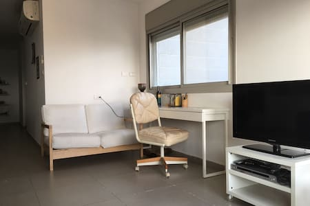 Private Room w Balcony in Penthouse - Be'er Sheva - Apartmen