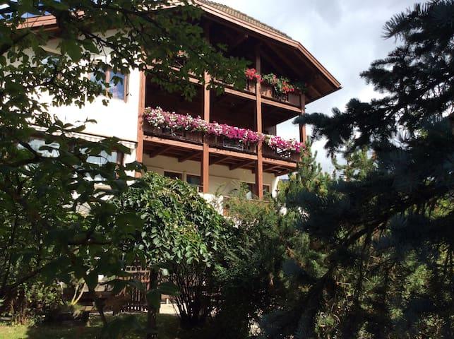 Residenze Sonnenschein BILOCALE 6 - Villabassa - Byt