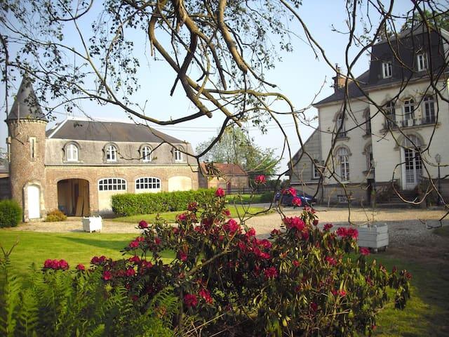 Tourelle aménagée - Bosc-Mesnil