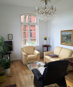 Charming Historical Apartment close to nature 001