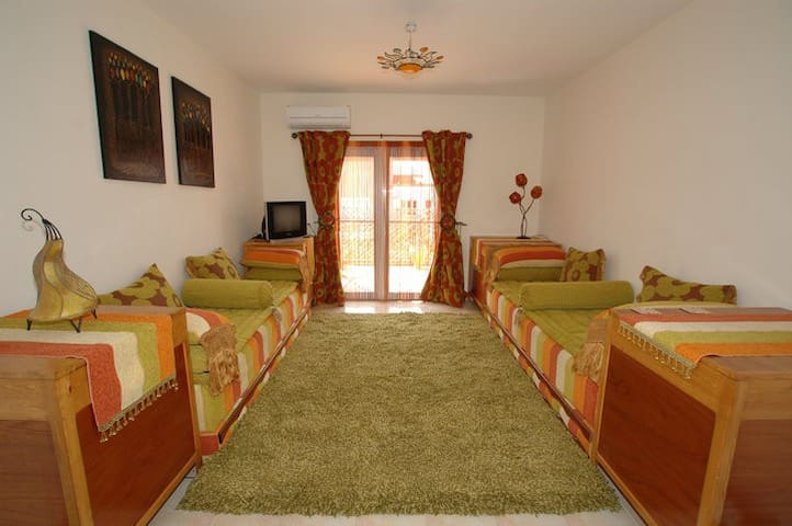 Luxury Saidia Apartment, Perfect For Golf!