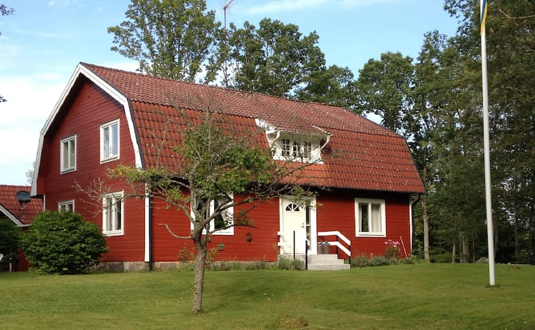Quaint house in scenic landscape - Hässleholm N - Casa