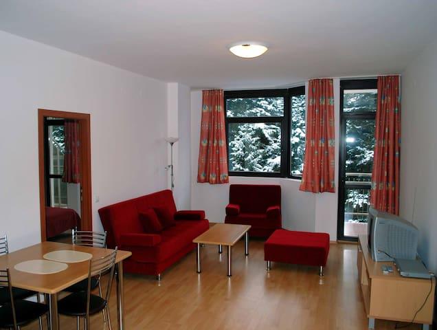 Ski Apartment in Borovets, Bulgaria