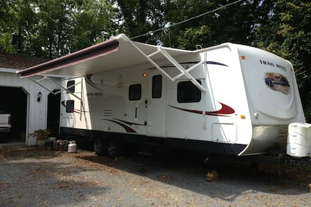 Camper & Club house - Cambridge - Camper/RV