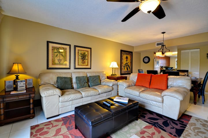 Villas of Clearwater Beach 2B - Clearwater - Daire