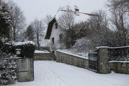 Large 4 bedroom home in the hills outside Geneva - Bonne