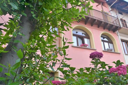 B&B Balcone del Biellese nice room free wifi - Pettinengo - B&B