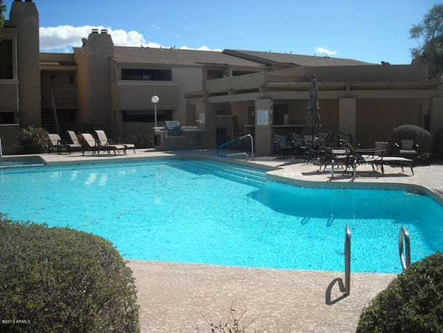 Scottsdale 1 bedroom 1 bath condo - Scottsdale - Lejlighed