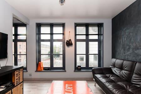 Petit nid new-yorkais à Lille - Лиль - Квартира