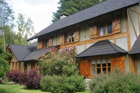 Wonderful luxury house in Patagonia