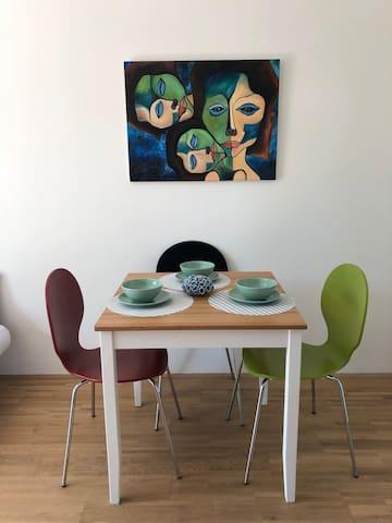Place for Dining -  Essplatz