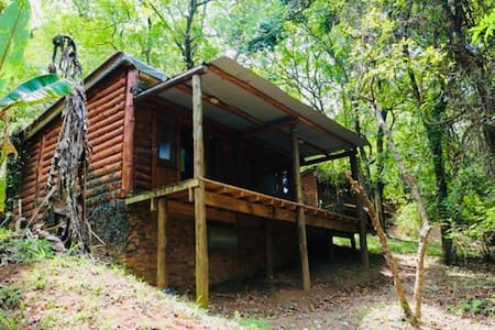 Magoebaskloof ME Backpackers - Private Cabin 5