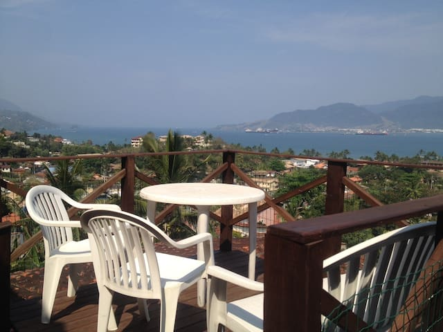 House in Ilhabela 3 Br - Ocean View