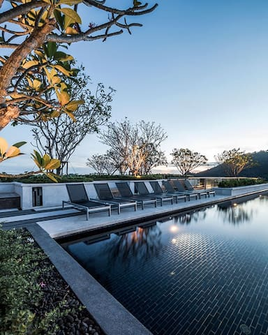 New Luxury Apartment in Phuket Town 2