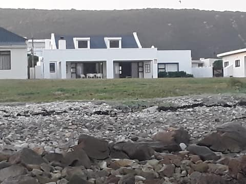 Beach Front at Southern Most Tip of Africa