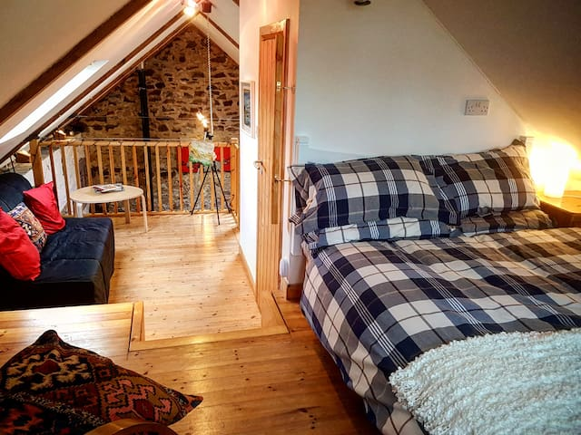 Ardwell Farm, Killinchy. Converted Barn. Sleeps2+2 - Killinchy - Overig