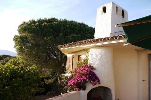 Cala Rossa, Villa vue mer, 6 pers. / 3 chambres