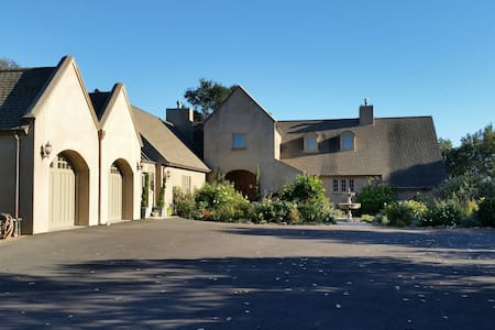 Stay on a Vineyard Estate  - Healdsburg