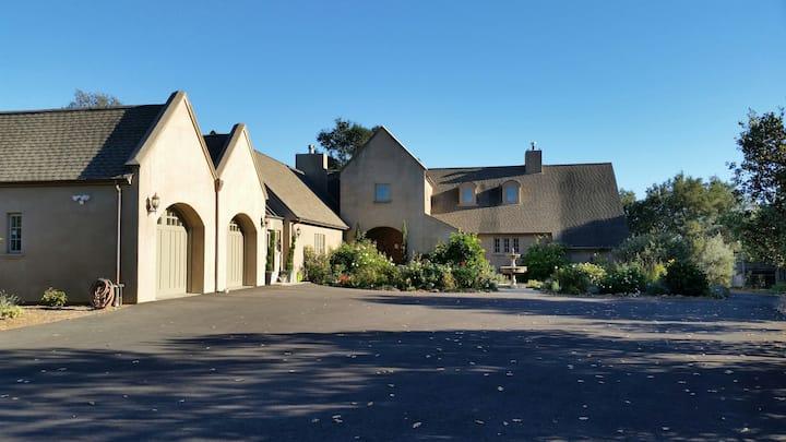 Stay on Pony Ranch Vineyard Estate