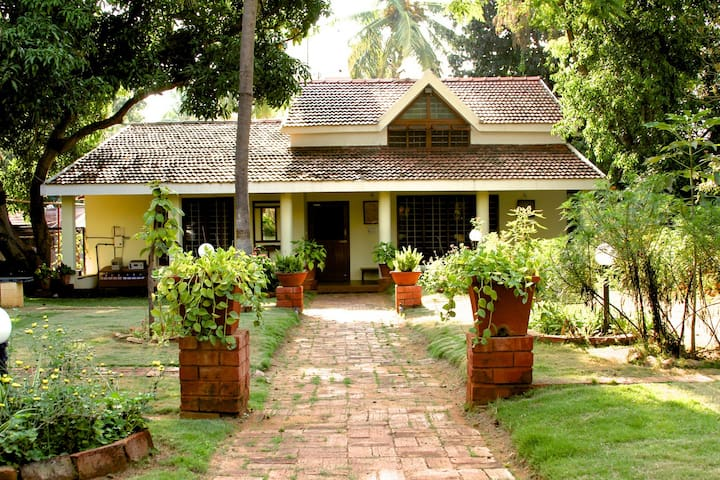 Farm house amidst nature - Mysuru - วิลล่า