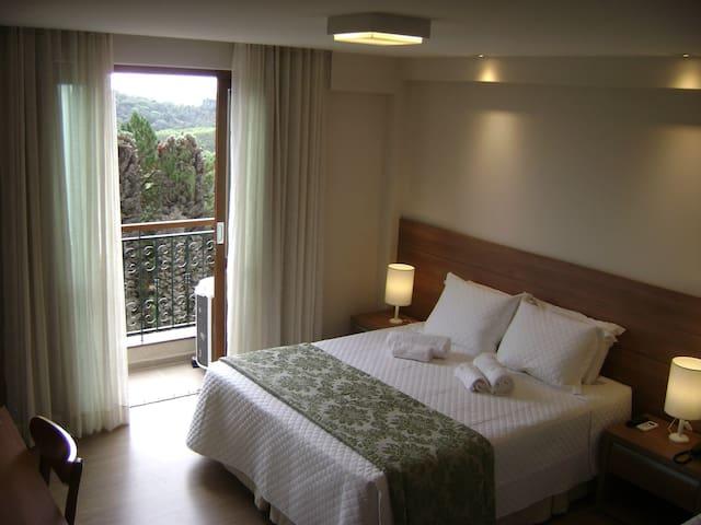 Flat Particular Pedra Azul - Domingos Martins - Apartment