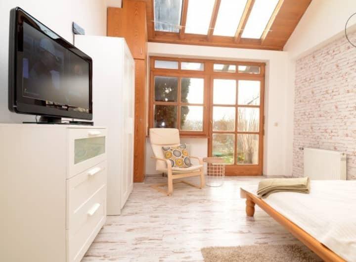 Schönes, helles 1-Zimmer-Apartment