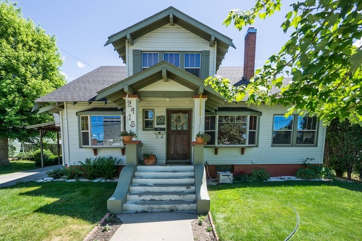 Beautiful Craftsman-Style Home Minutes from Main