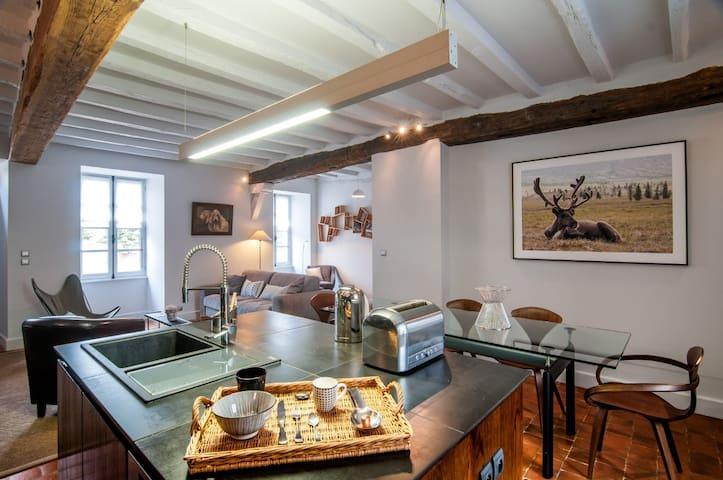 Cottage NISHIKI - Domaine de Poulaines