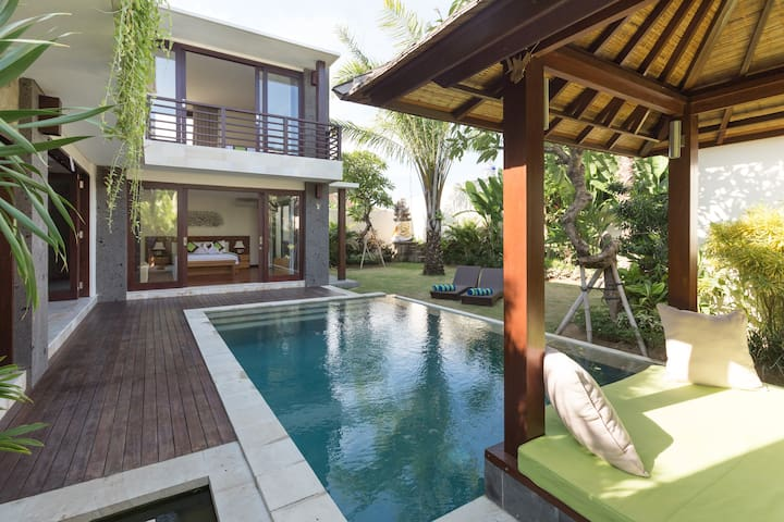 Bali Rice Paddy Luxury Villa with Pool #V2 - North Kuta - Villa