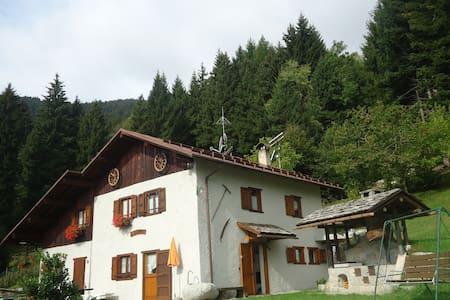 Cadamont - baita in affitto  - Tione di Trento - Cabin