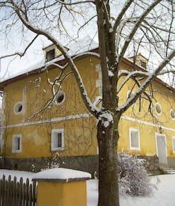 Ferienwohnung Ottmanach Schlosshof - Magdalensberg