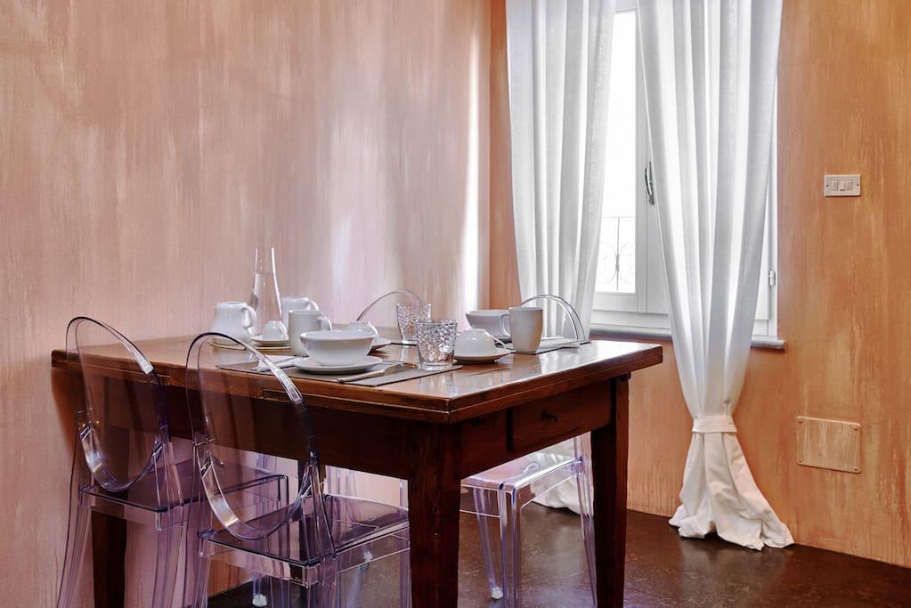 Angolo Colazione - Breakfast Corner