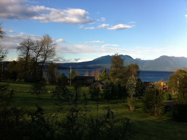 Best view house for an unforgettable holiday. - Panguipulli - Hus