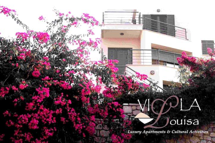 Villa Louisa - Monemvasia - Xifias - Apartament