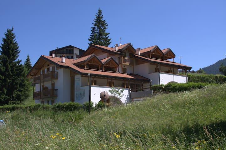 Cima Di Ghez Apartment, Andalo